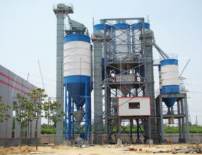30-40t/h Full Automatic Dry Mortar Mix Plants For Sale