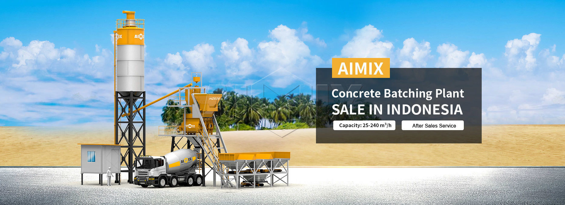 concrete-batching-plant-in-Indonesia